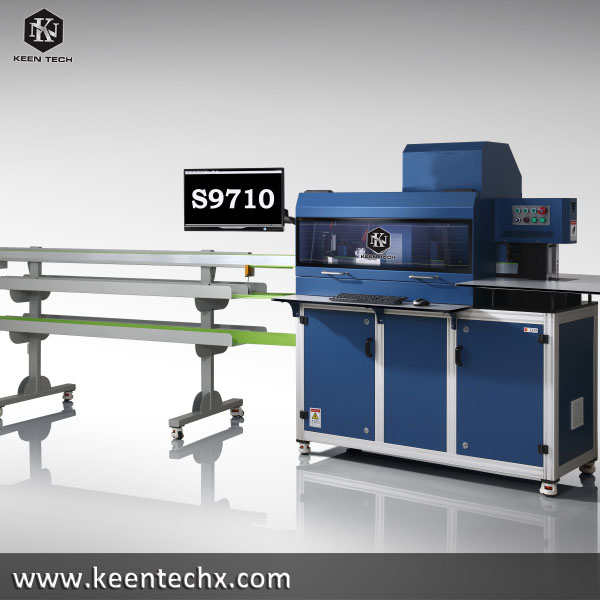 S9710 Multifunctional CNC bending machine