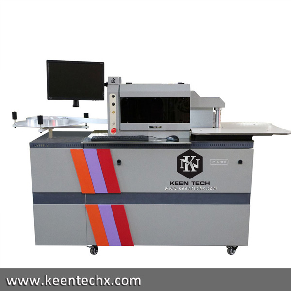 DSD-130 Automatic Aluminum Letter Bending Machine